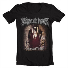 Tricou Cradle of Filth Cruelty and the beast