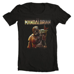 Tricou The Mandalorian