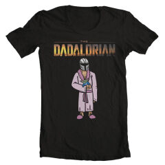 Tricou The Mandalorian Dad