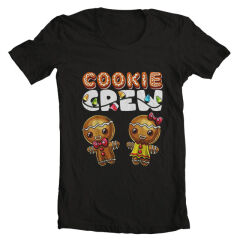 Tricou Cookie Crew