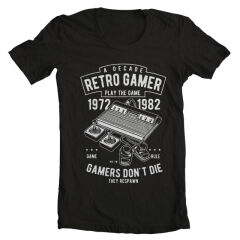 Tricou Retro Gamer