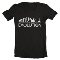 Tricou Gamer Evolution