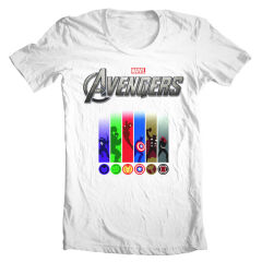 Tricou Marvel The Avengers