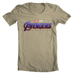 Tricou Avengers End Game Logo
