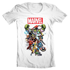 Tricou Marvel Heroes