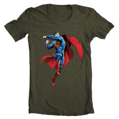 Tricou Superman Punch