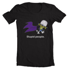 Tricou Mojo Jojo Stupid People