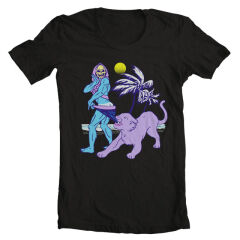Tricou Skeletor Summer