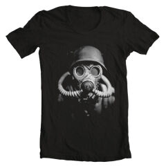Tricou Gas Mask