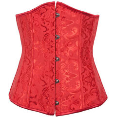 Corset underbust Red Passion