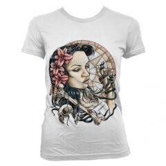 TRICOU LILLY TATTOO