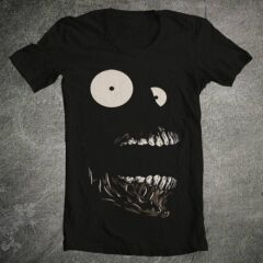 Tricou Scary Skull
