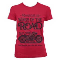 Tricou Road Wings
