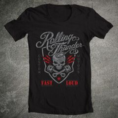 Tricou Rolling Thunder