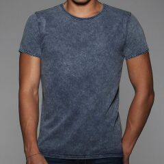 Tricou simplu Raw Denim