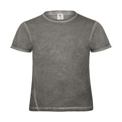 Tricou fashion Grey denim