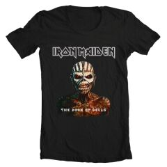 Tricou Iron Maiden Book of souls