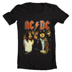 Tricou ACDC band