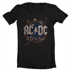 Tricou ACDC rock or bust