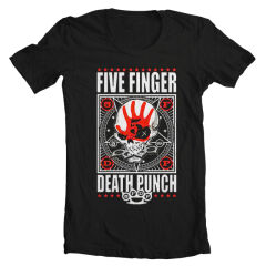 Tricou Five fingers death punch