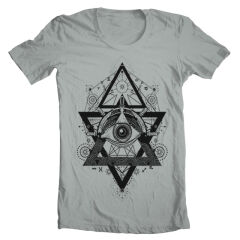 Tricou All Seeing Eye
