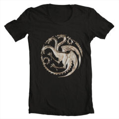 Tricou Game Of Thrones Targaryen