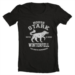 Tricou Game Of Thrones Stark