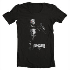 Tricou The Punisher Frank Castle