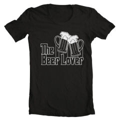 Tricou Beer Lover