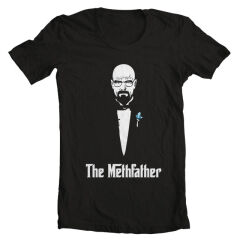 Tricou Breaking Bad The Methfather