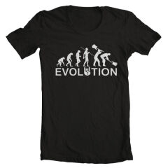 Tricou Rock Evolution