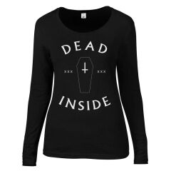 Bluza DEAD INSIDE COFFIN