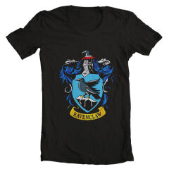 TRICOU Harry Potter Ravenclaw Crest