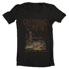 Tricou Cannibal Corpse A Skeletal Domain