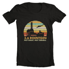 Tricou 3.6 Roentgen - Not Great, Not Terrible