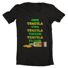 Tricou One Tequila, Two Tequila