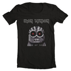 Tricou Iron Minion Book Of Souls
