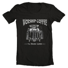 Tricou Worship Coffee