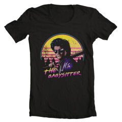 Tricou Stranger Things The Babysitter