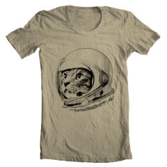 Tricou Space Cat
