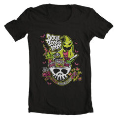 Tricou Nightmare Before Christmas Oogie Boogie Loops