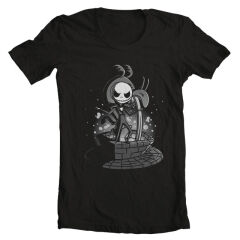 Tricou Nightmare Before Christmas Jack